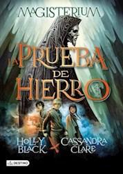Papel Prueba De Hierro, La Saga Magisterium 1