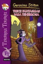 Papel Tenebrosa Tenebrax 2 Misterio En El Castillo De La Calavera