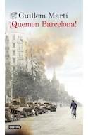 Papel QUEMEN BARCELONA (ANCORA Y DELFIN)