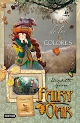 Papel Fairy Oak Flox De Los Colores