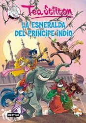 Papel Tea Stilton 12 La Esmeralda Del Principe Indio