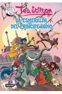 Papel ESMERALDA EL PRINCIPE INDIO (TEA STILTON 12)