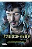 Papel CAZADORES DE SOMBRAS CRONICAS DE MAGNUS BANE