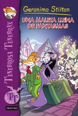 Papel Tenebrosa Tenebrax 6 Una Maleta Llena De Fantasmas
