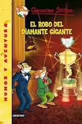 Papel Geronimo Stilton 53 El Robo Del Diamante Gigante