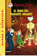 Papel ROBO DEL DIAMANTE GIGANTE (GERONIMO STILTON 53)