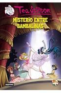 Papel MISTERIO ENTRE BAMBALINAS (TEA STILTON 14)