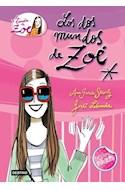 Papel DOS MUNDOS DE ZOE (LA BANDA DE ZOE 1)