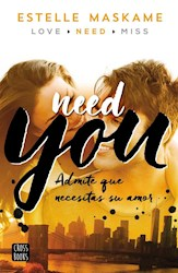 Libro 2. Need You