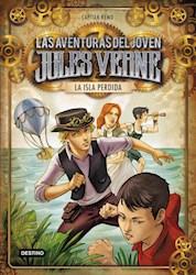 Papel Aventuras Del Joven Jules Verne, Las - La Isla Perdida