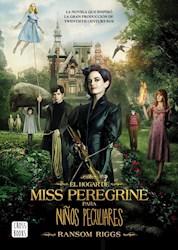 Libro El Hogar De Miss Peregrine Para Niños Peculiares