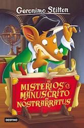 Papel Geronimo Stilton 3 - El Misterioso Manuscrito De Nostrarratus