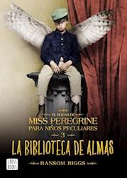 Papel Hogar De Miss Peregrine Para Niños Peculiares 3 - La Biblioteca De Almas