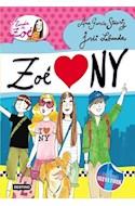 Papel ZOE LOVES NY (LA BANDA DE ZOE 4)