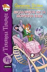 Libro 7. Escalofrios En La Montaña Rusa  Tenebrosa Tenebrax
