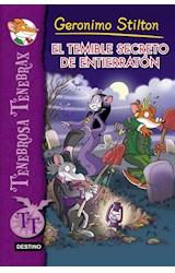 Papel TEMIBLE SECRETO DE ENTIERRATON (TENEBROSA TENEBRAX 8)