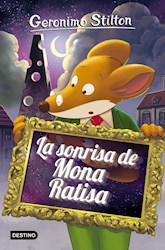 Papel Sonrisa  De Mona Lisa, La Geronimo Stilton