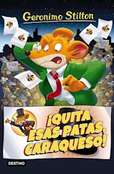 Papel Stilton 8 Quita Esas Patas Caraqueso