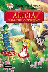 Papel Alicia En El Pais De Las Maravillas Geronimo Stilton