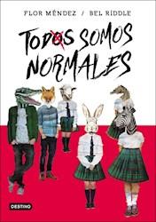 Libro Todos Somos Normales