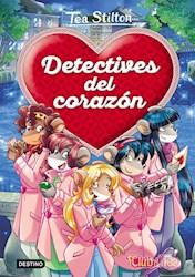 Papel Tea Stilton - Detectives Del Corazon