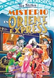 Papel Tea Stilton 13 Misterio En El Orient Express