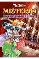 Papel MISTERIO ENTRE BAMBALINAS (CLUB DE TEA 14)