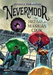 Papel Nevermoor  Las Pruebas De Morrigan Crow