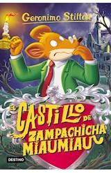 Papel CASTILLO DE ZAMPACHICHA MIAUMIAU (GERONIMO STILTON 13)
