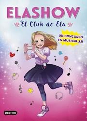 Libro Elashow  El Club De Ela