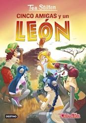 Libro 17. Cinco Amigas Y Un Leon