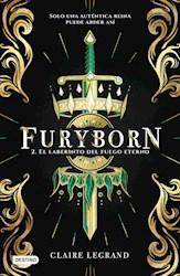 Papel Furyborn 2 - El Laberinto Del Fuego Eterno