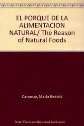 Papel Porque De La Alimentacion Natural, El