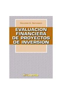 Papel EVALUACION FINANCIERA DE PROYECTOS DE INVERSION