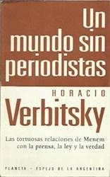 Papel Un Mundo Sin Periodistas Oferta