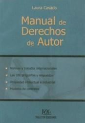 Libro Manual De Derechos De Autor