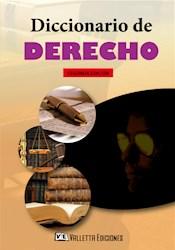 Libro Diccionario De Derecho