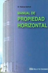 Libro Manual De Propiedad Horizontal