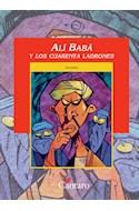 Papel ALI BABA Y LOS CUARENTA LADRONES (COLECCION DEL MIRADOR 139)