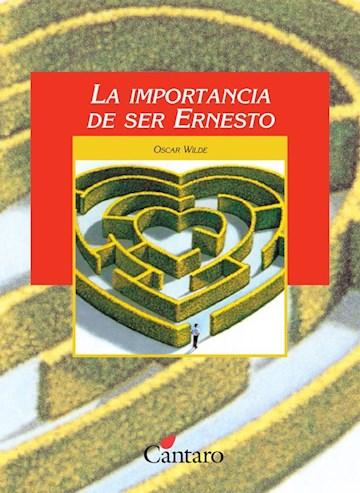 Papel La Importancia De Ser Ernesto