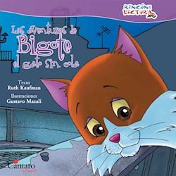 Libro Las Aventuras De Bigote El Gato Sin Cola