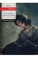 Papel CASA DE BERNARDA ALBA (COLECCION DEL MIRADOR 105)