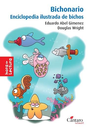 Papel Bichonario. Enciclopedia Ilustrada De Bichos