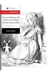 Papel AVENTURAS DE ALICIA EN EL PAIS DE LAS MARAVILLAS (COLECCION DEL MIRADOR 259)