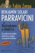 Papel Benjamin Solari Parravicini Nostradamus De