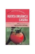 Papel HUERTA ORGANICA CASERA GUIA ECOLOGICA DE HORTICULTURA HOGAREÑA