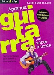 Libro Aprenda Guitarra Sin Saber Musica