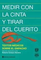 Libro Medir Con La Cinta Y Tirar Del Cuerito