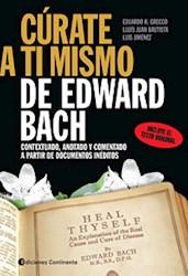 Libro Curate A Ti Mismo De Edward Bach