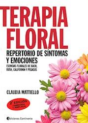 Libro Terapia Floral  Repertorio De Sintomas Y Emociones